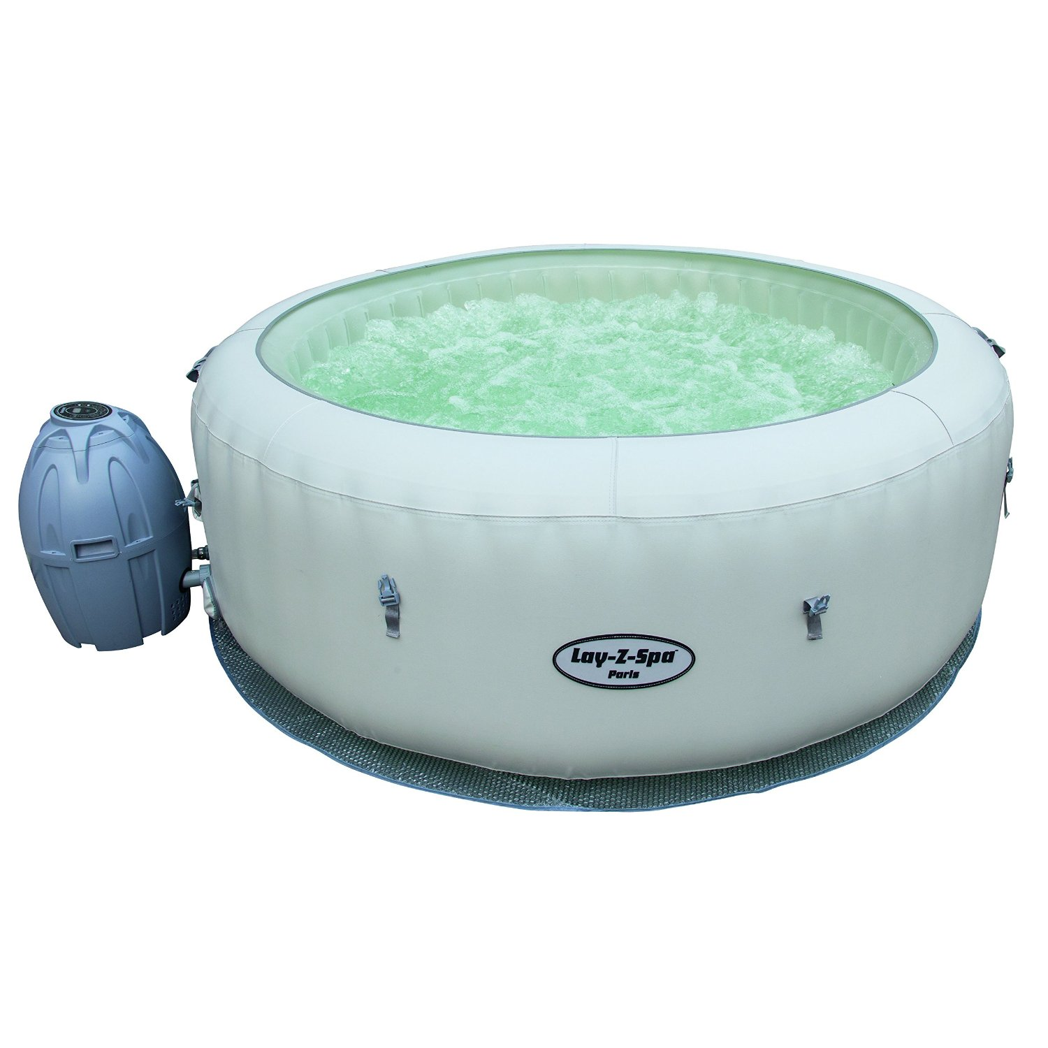 Laz-Y-Spa Paris Inflatable Hot Tub