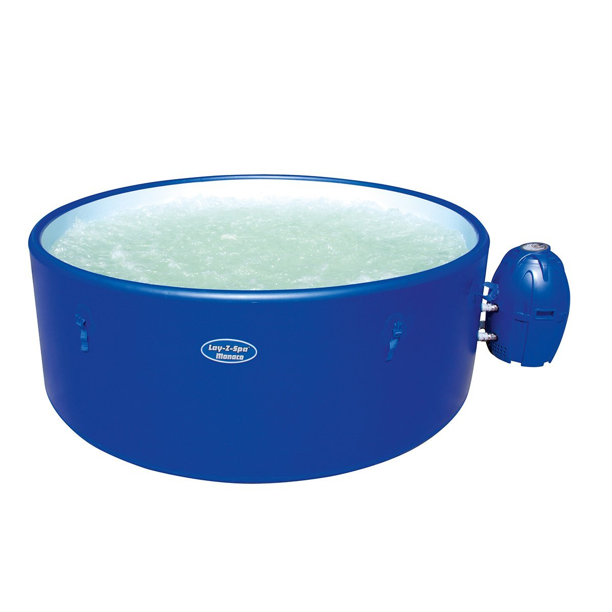 Lay-Z-Spa Monaco Inflatable Hot Tub