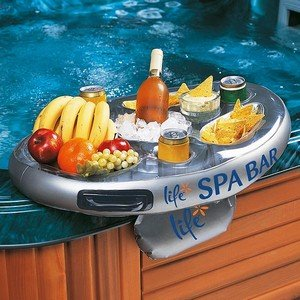 Inflatable Floating Bar