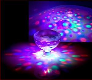Underwater LED Disco