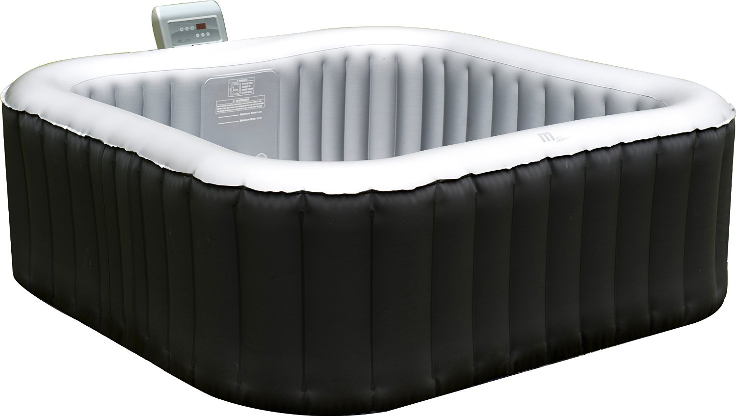 Mspa alpine inflatable hot tub review inflatable hot tub for Obi intex pool