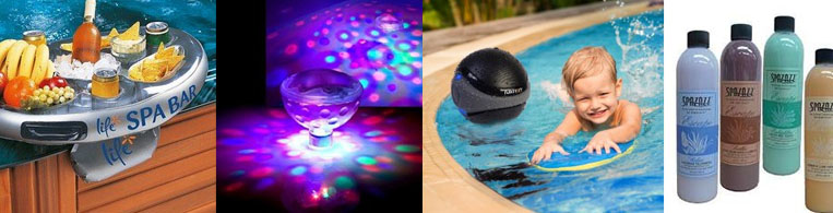 Inflatable Hot Tub Accessories