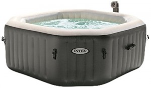 Intex Octagonal Bubble Spa