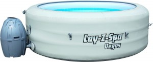 Lay Z Spa Vegas Inflatable Hot Tub