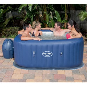 Lay Z Spa Hawaii Inflatable Hot Tub
