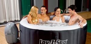 Indoor Inflatable Hot Tub